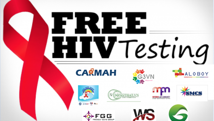 Free, Friendly, Confidential HIV testing services in Ho Chi Minh city (testSGN's partners)