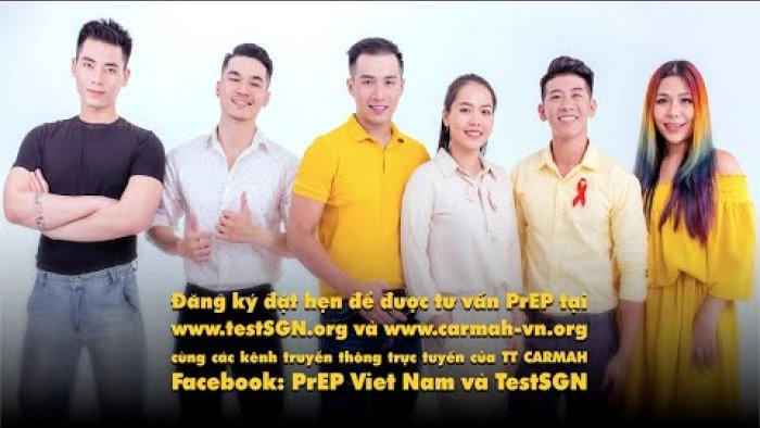 Embedded thumbnail for PrEP 0 Đồng - Version 30s